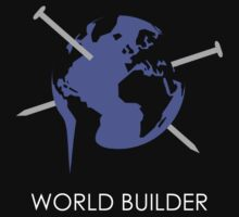 World Builder White by Oomazing