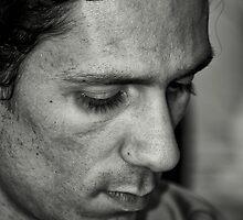 RUI (B&W Character People Shots Serie) by Carlos Teófilo