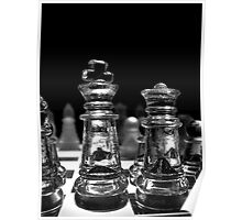 Chess 3063: King and his Dame Poster
