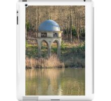 A Folly with etched glass iPad Case/Skin