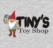 Tiny's Toy Shop Gnome Enforcer by G. Patrick Colvin