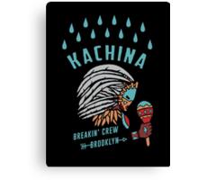 Kachina Breakin' Crew Canvas Print