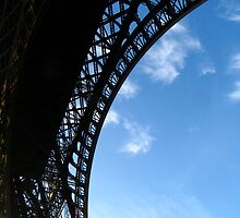 la tour eiffel by leoon