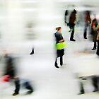 Rush Hour by Ulf Buschmann