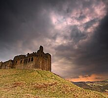 Crichton Castle by Stuart Robertson Reynolds