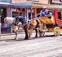 Stagecoach 2 by Albonthenet