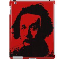 Einstein is not Che iPad Case/Skin