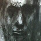 Charcoal Portrait 2 by Josh Bowe