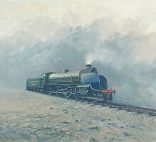 Southern Railway S15 by Richard Picton