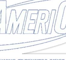 Telamericorp Workaholics Sticker