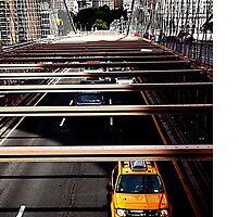 brooklyn bridge by andalaimaging