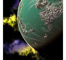 Green Planet Photographic Print