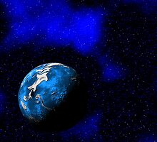 Blue World by dmark3