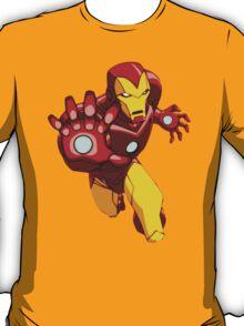 Iron Man Cartoon T-Shirt