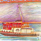 ferry boat by terezadelpilar~ art & architecture