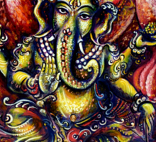 Lord Ganesha 1 Sticker
