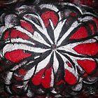 Heart Wheel by Dianne Rini