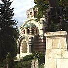 St George Chapel Mausoleum by Maria1606