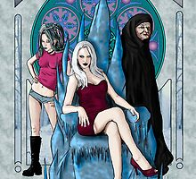 The Winter Court of the Sidhe by Nana Leonti