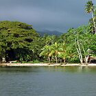 Iriri Village, Western Solomon Islands by truthimprint