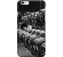 Ready to go workout?? iPhone Case/Skin