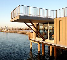 St Kilda Pier Cafe by Scott Chalmers