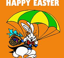 Just dropped in to say..... HAPPY EASTER by Sharon Stevens
