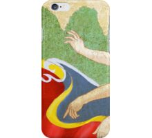 Dance in robe iPhone Case/Skin