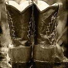 Eli's Little Boots by Hilary Walker