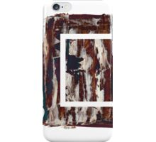 Extraction 15 - oil painting iPhone Case/Skin