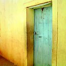 The Turquoise Door by ShadowDancer