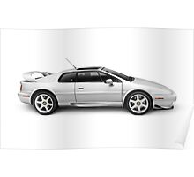 1997 Lotus Esprit V8 sports car art photo print Poster