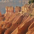 Bryce from top to hoodoos by loiteke
