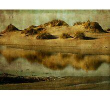 Dune tidal pool Photographic Print