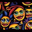 Yellow People by blucy