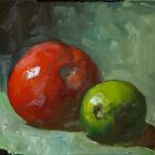 Tomato and Lime by Les Castellanos