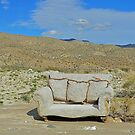 Another Couch in the Desert  by Cody  VanDyke