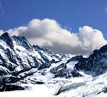 Aletsch Glacier III by Laurie Puglia