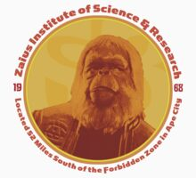 Zaius Institue of Science & Research by superiorgraphix