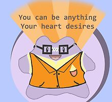 A positive ditto to brighten your day! by anotherfiction
