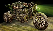 Barbaric Apocalypse Marauder by Evan Lole