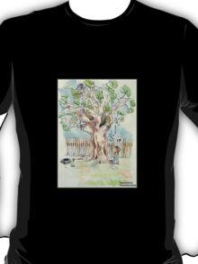 Throwline blues T-Shirt