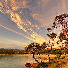 Face In The Sky - Balmoral Beach - The HDR Series by Philip Johnson