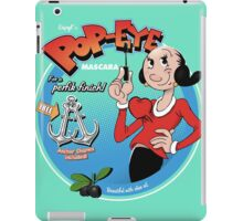 The perfik finich! iPad Case/Skin