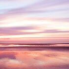Sunrise on the  Beach by Susan Gottberg