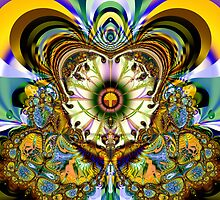 Fractal illusions by CanDuCreations