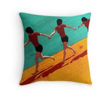 Classically Trained Throw Pillow