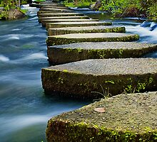 Stepping Stones by Jase036