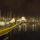 Barcelona Marina 2 by Paul Thompson Photography