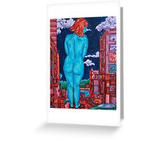 Central Love System Greeting Card
